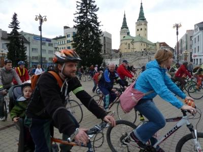 Na desiatej cyklojazde padol rekord