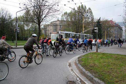 Týždeň mobility 16.- 22. september 2012 – program