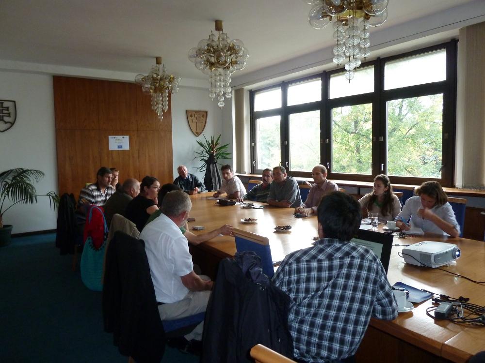 Občania diskutovali so zástupcami mesta na Žilinskom cyklofóre