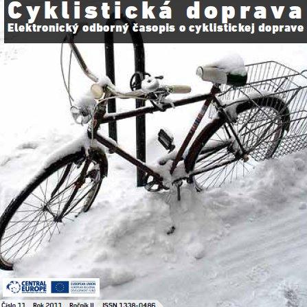 Prečítajte si novembrové číslo Cyklistickej dopravy