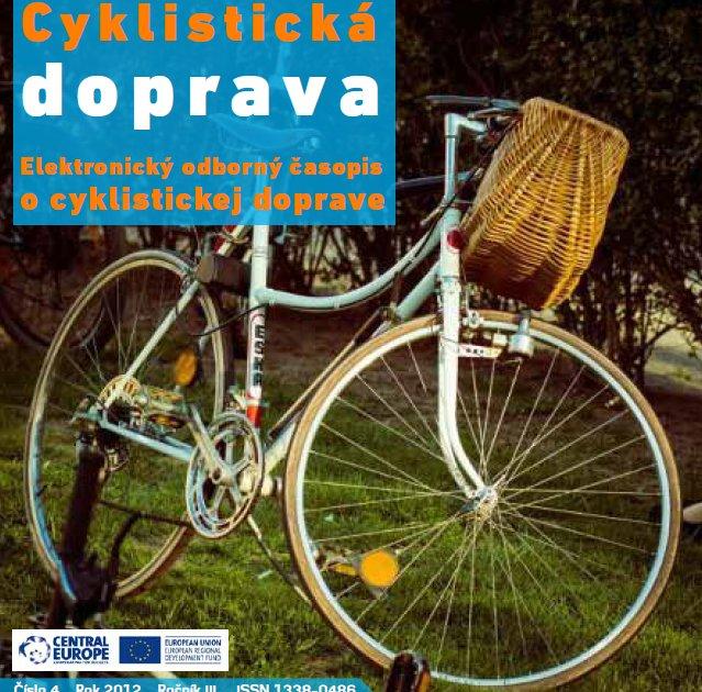 Prečítajte si nové číslo Cyklistickej dopravy – apríl 2012