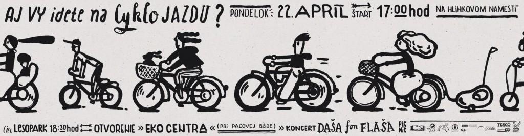 Cyklojazda 2013 jar