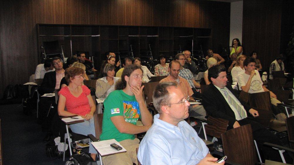 Pozývame na konferenciu Cyklistická doprava 2012