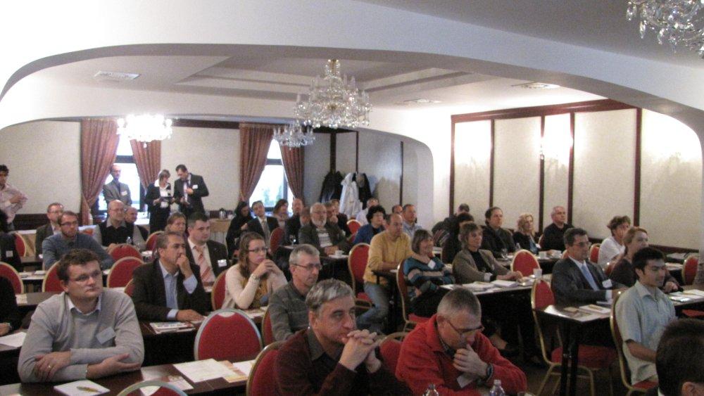 Konferencia Cyklistická doprava 2012, konečne už aj s ministerskými úradníkmi