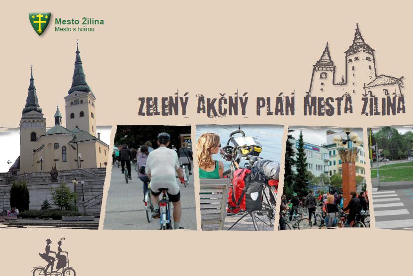 Mesto zverejnilo svoj Zelený akčný plán