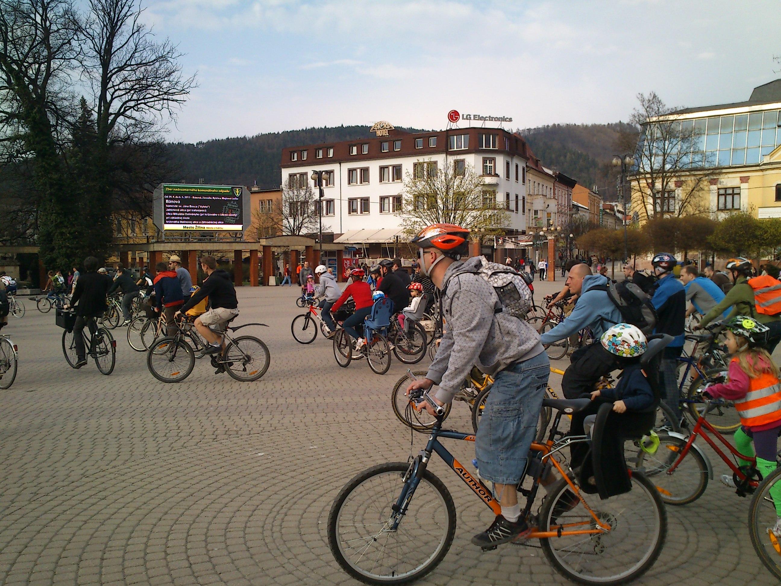 Zapojte sa do súťaže Zelená Žilina 2013