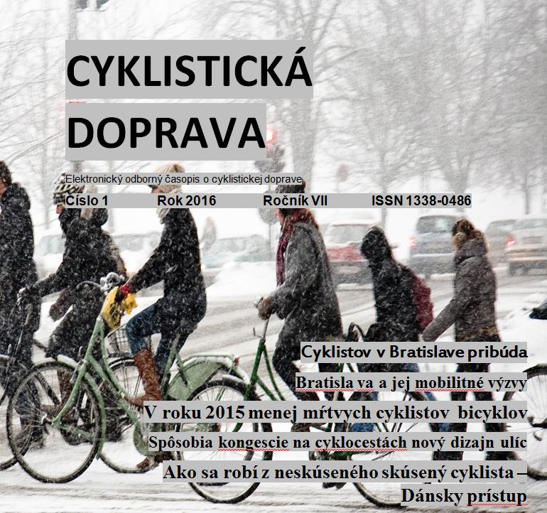 Januárové cykločítanie 2016
