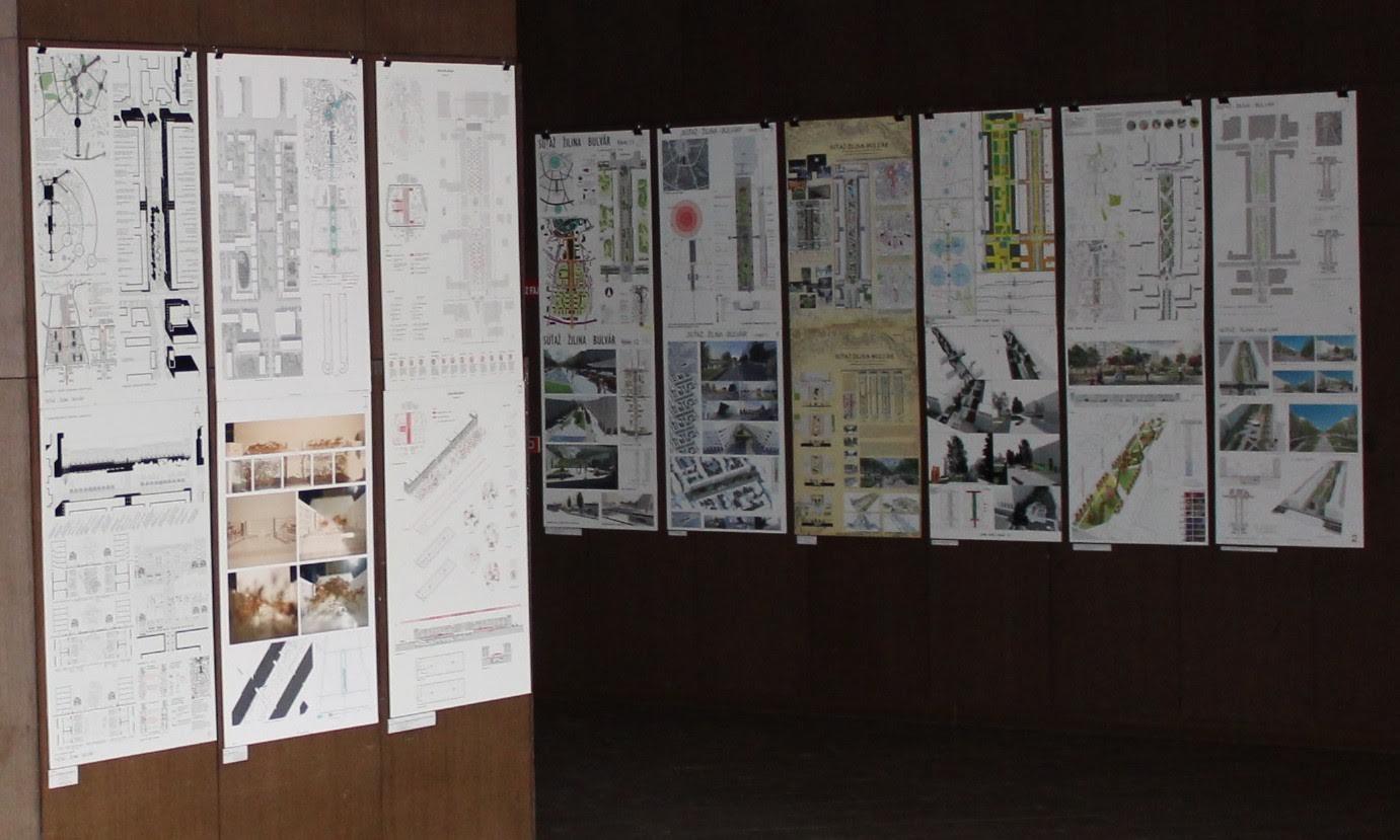 Možnosti riešenia Bulváru si môžete pozrieť na mestskom úrade.