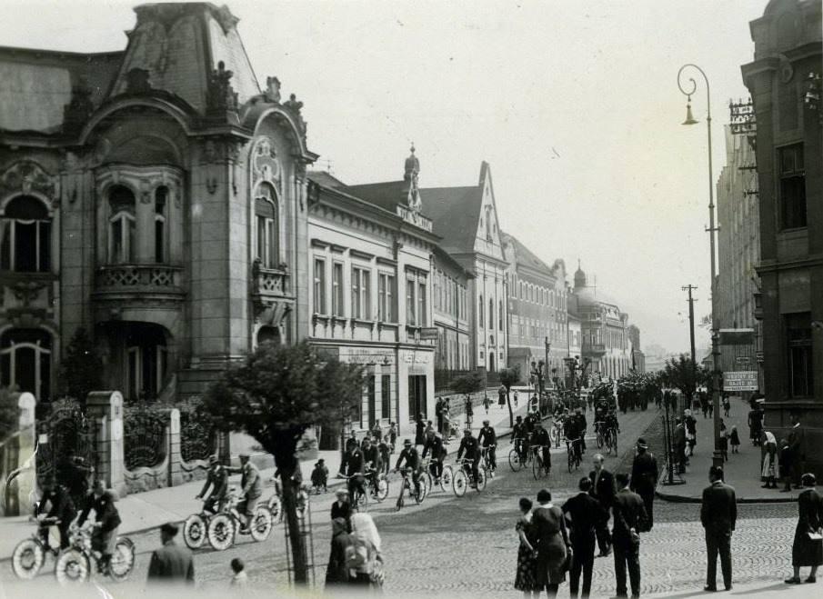 Pozvánka na cyklojazdu pri príležitosti 100 rokov vzniku Československa