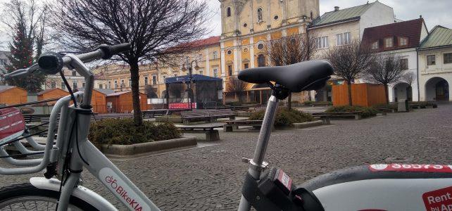 Pozvánka na marcovú cyklojazdu a slávnostné spustenie bikesharingu