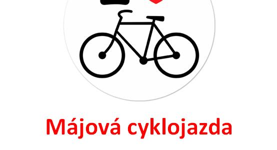Pozvánka na májovú cyklojazdu