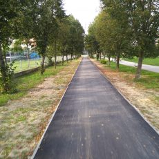 Na Solinkách sa už črtá cyklotrasa